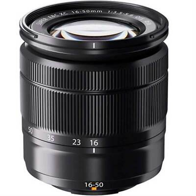 Fujifilm Fujinon XC 16-50mm f/3.5-5.6 OIS II - UK DELIVERY
