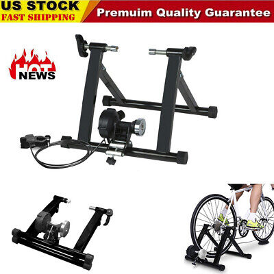 Lumintrail Home Trainer Stationary Bike Cycle Stand Exercise Training Repair