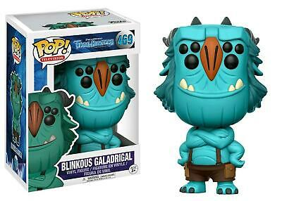 Funko: Pop! Trollhunters - Blinkous Galadrigal 469 - NEW -
