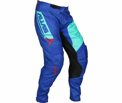 Alias A2 Sidestacked - Mx - Motocross - Dirt Bike - Off Road - Blue Red