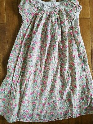 GIRLS toddler Baby Gap BEAUTIFUL flower summer DRESS  AGE 4 - 5 YEARS floral