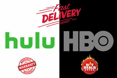 Hulu+ HBO Add-On Account |Year Subscriptio | INSTANT DELIVERY