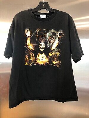 OZZY OSBOURNE - OZZFEST 2000 T-Shirt Large See Pictures T2