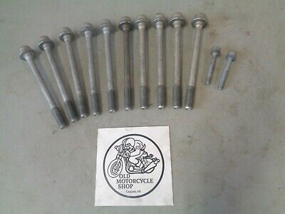 2007 Bmw K1200Gt Cylinder Head Hold Down Bolts ( 12 Pieces )