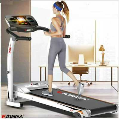 eJogga Treadmill Foldable Electric Pulse XF 1hp Slim Motorised Running Machine