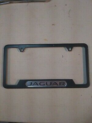 JAGUAR LOGO MATTE SILVER MONEY CLIP IN BOX #039 BLACK