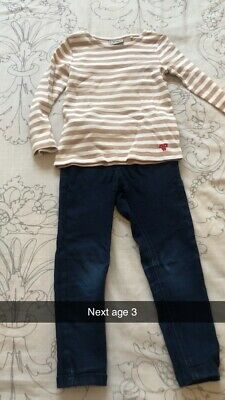 Girls Next Outfit Age 3