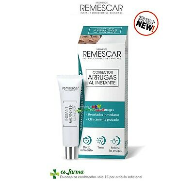 Remescar Corrector De Arrugas Al Instante 8Ml Immediate Wrinkle Corrector