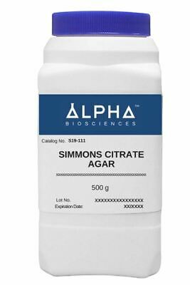 Simmons Citrate Agar (S19-111)