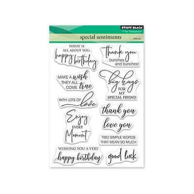 Penny Black Clear Stamps - Special Sentiments 30-574