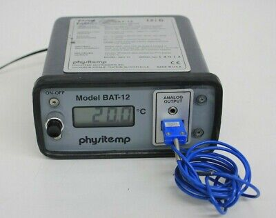 Physitemp BAT-12 Microprobe Thermometer