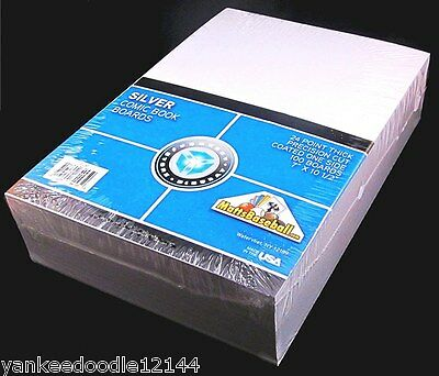 """200 CSP COLLECT*SAVE*PROTECT 7.25"""" Silver Thick Comic Bags AND Silver 7"""" Boards"""