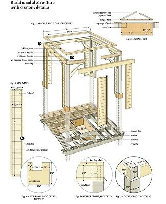 DIY Carpentry Woodwork PDF 5 Dvd 2 CD Survival magazine Guide Outdoor Furniture