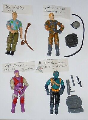 G I JOE BODY PART 1992 FLAK-Viper       Waistpiece          C8.5 Very Good
