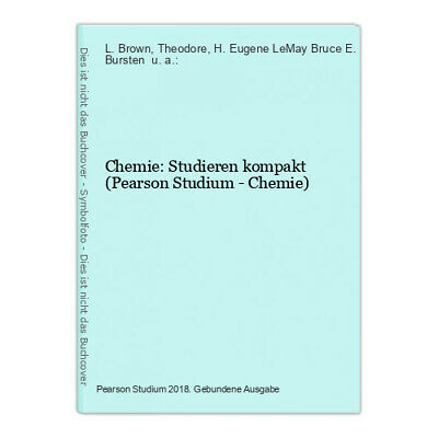 Chemistry: Study Compact (Pearson Study - Chemicals) L.Brown Theodore, H. Euge