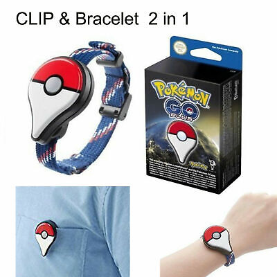 For Pokemon GO Plus Bluetooth Interactive Wristband Bracelet Watch for Nintendo