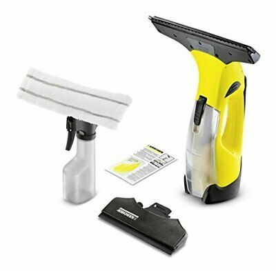 Karcher WV5 Premium Window Vacuum Battery Powered Cleaner With Accessories