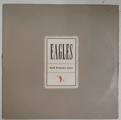 The Eagles Hell Freezes Over Laserdisc USA 1994