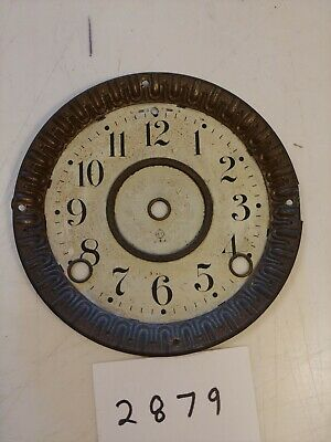 Antique Seth Thomas  Mantle Clock Dial
