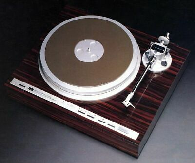 Legendary SANSUI XR-Q7 Direct-Drive Fully Automatic Computerized Turntable.