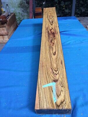 "Bocote (mex Rosewood)2"" Lumber/Exotic Wood/high Figure/exotic Hardwoods"