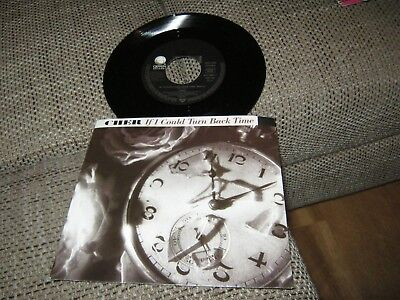 Cher-If i could turn back Time1989-922886Vinyl und Cover sehr gut