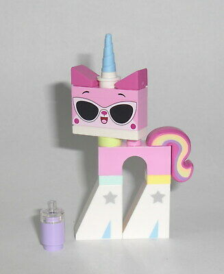 The LEGO Movie 2 - Disco Kitty - Figur Minifigur Party Bus Katze Unikitty 70828