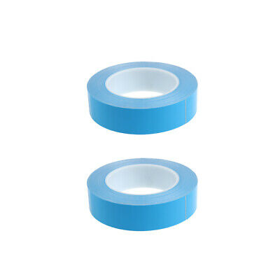 2x 30mm Double Side Adhesive Thermal Conductive Tape for Heatsink IC Chip