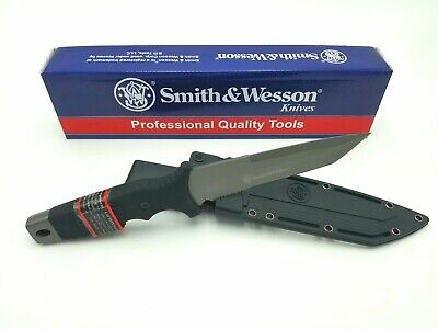 Smith & Wesson Knife SW7S Special Ops, Tanto Point