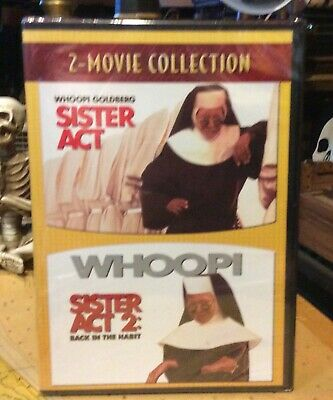 Sister Act - Sister Act 2 Back in the Habit DVD