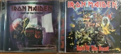 4CD Iron Maiden - Best Of The B'Sides 2CD + Best Of The Beast 2CD