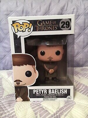 Funko Pop! Game of Thrones Petyr Baelish #29 VAULTED with soft protector
