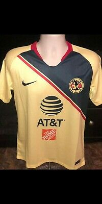 00f3116d9 Nike Club America Jersey 100% Authentic 2018/2019 Small, Medium Large XLarge