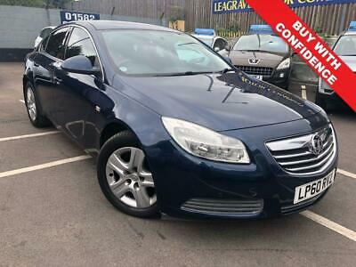2010 60 Vauxhall Insignia 2.0 Exclusiv Cdti 5D Auto Diesel Blue Low Mileage