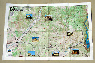 Arches National Park Map Nps Utah 5 New Zion Bryce Canyon