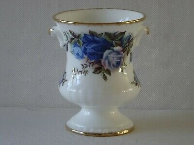 Royal Albert Moonlight Rose Spoon Vase Bone China England 2 available