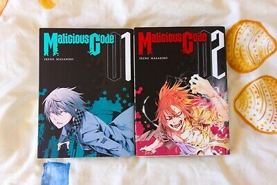 MALICIOUS CODE Tome 1 et 2