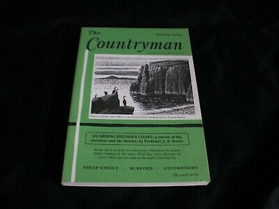 THE COUNTRYMAN Winter 1973/4. Nice clean copy.