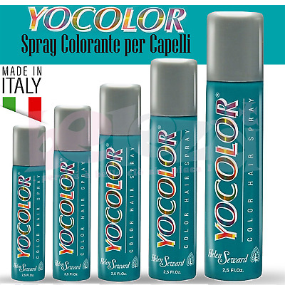 YoColor Lacca Spray Colorante per Capelli - 75ml