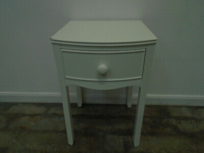 Laura Ashley Broughton Bedside Table in Ivory 80% OFF - QA0911181763