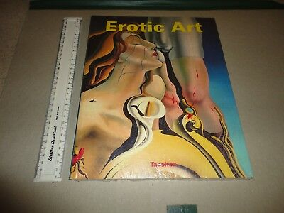 Rare 1993 Brand New And Factory Sealed Erotic Art Book  Taschem By Gilles Neret