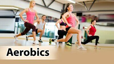 Aerobics Pdf ebook Free Shipping With master Resell  Rights