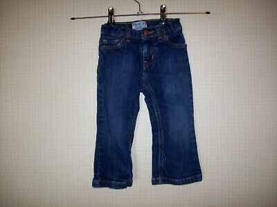 Childs 24 months girls jeans from The Childrens Place Flare Leg NWOT