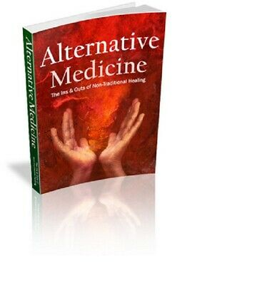 Alternative Medicine Pdf ebook Free Shipping With master Resell  Rights