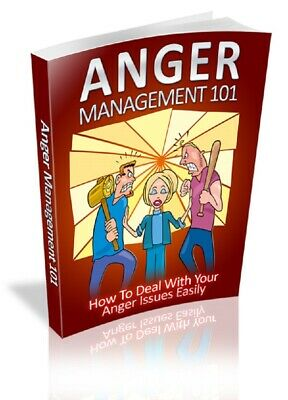Anger Management 101 Pdf ebook Free Shipping With master Resell  Rights