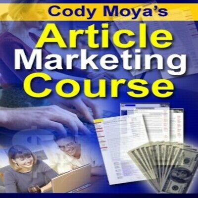Article Marketing Course Pdf ebook Free Shipping With master Resell Rights