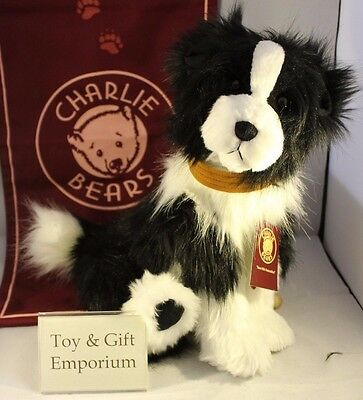 SPECIAL OFFER! Charlie Bears SILAS Puppy Dog (Brand New Stock!)