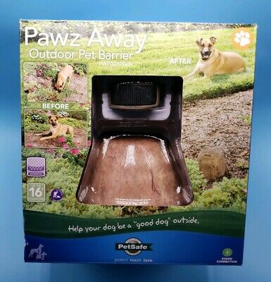 PetSafe Pawz Away Outdoor Pet Barrier System PWF00-11923 Static Correction