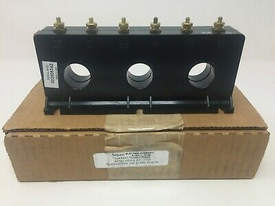 Simpson Electric 37027 Current Transformer, Ratio: 100:5, 600V