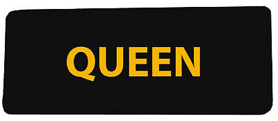 """Queens of the Stone Age Graphic Die Cut decal sticker Car Truck Boat Window 6/"""""""